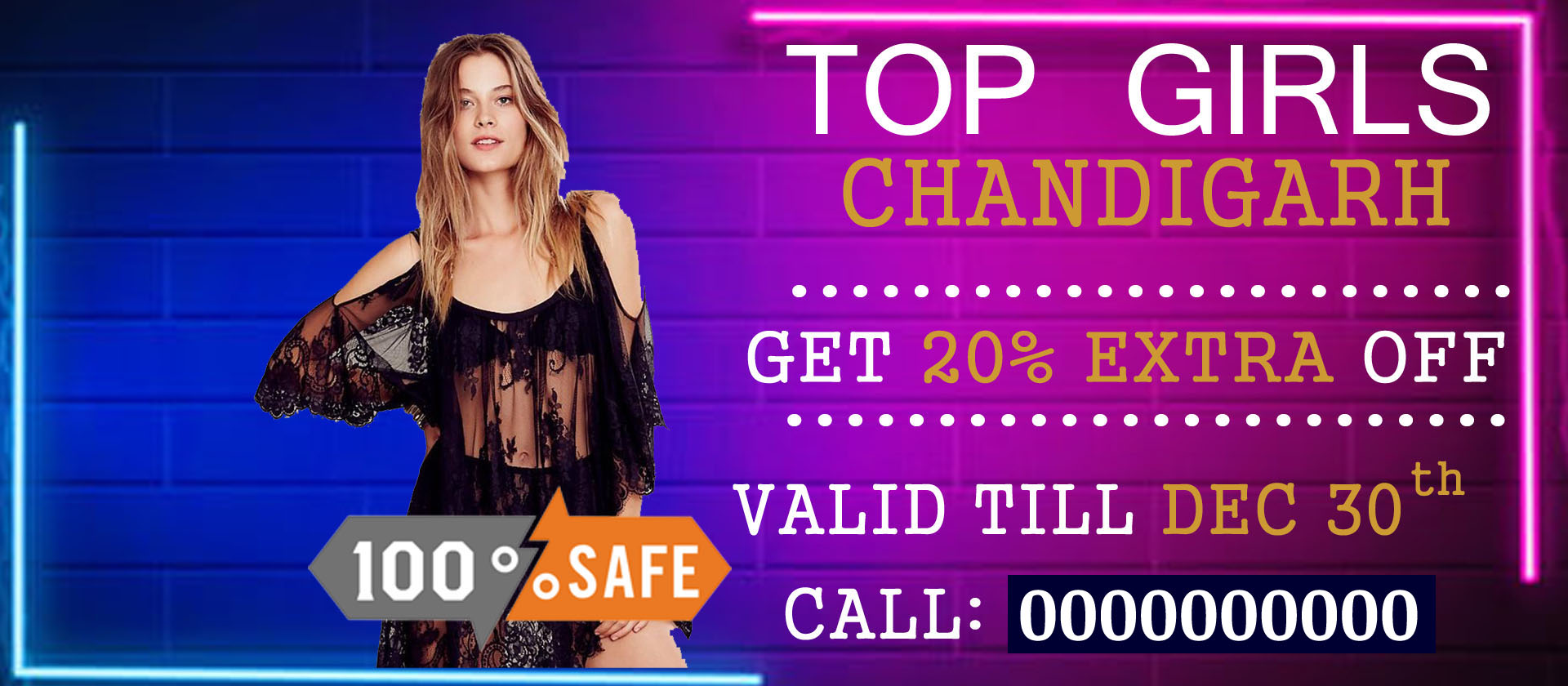 Escort Girls Chandigarh